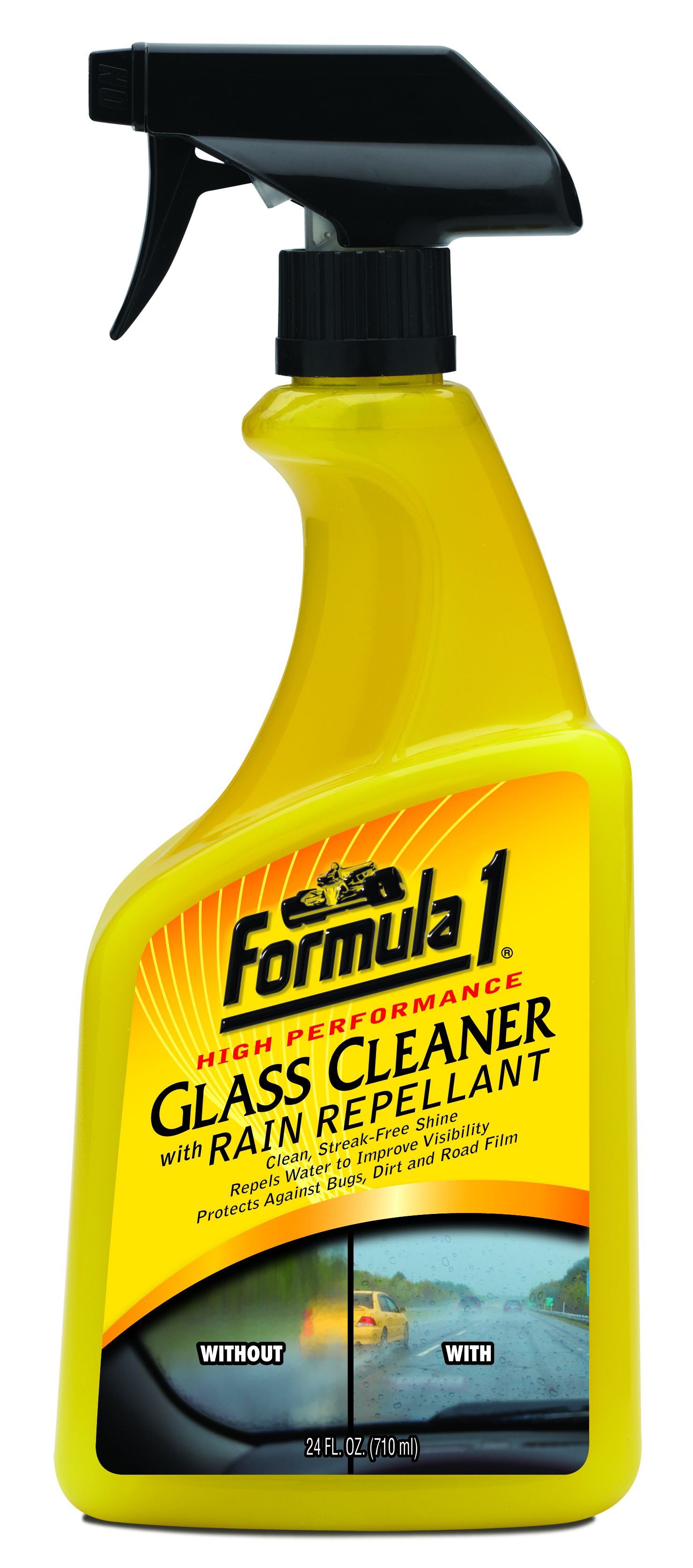 Glass Cleaner with Repellant Image