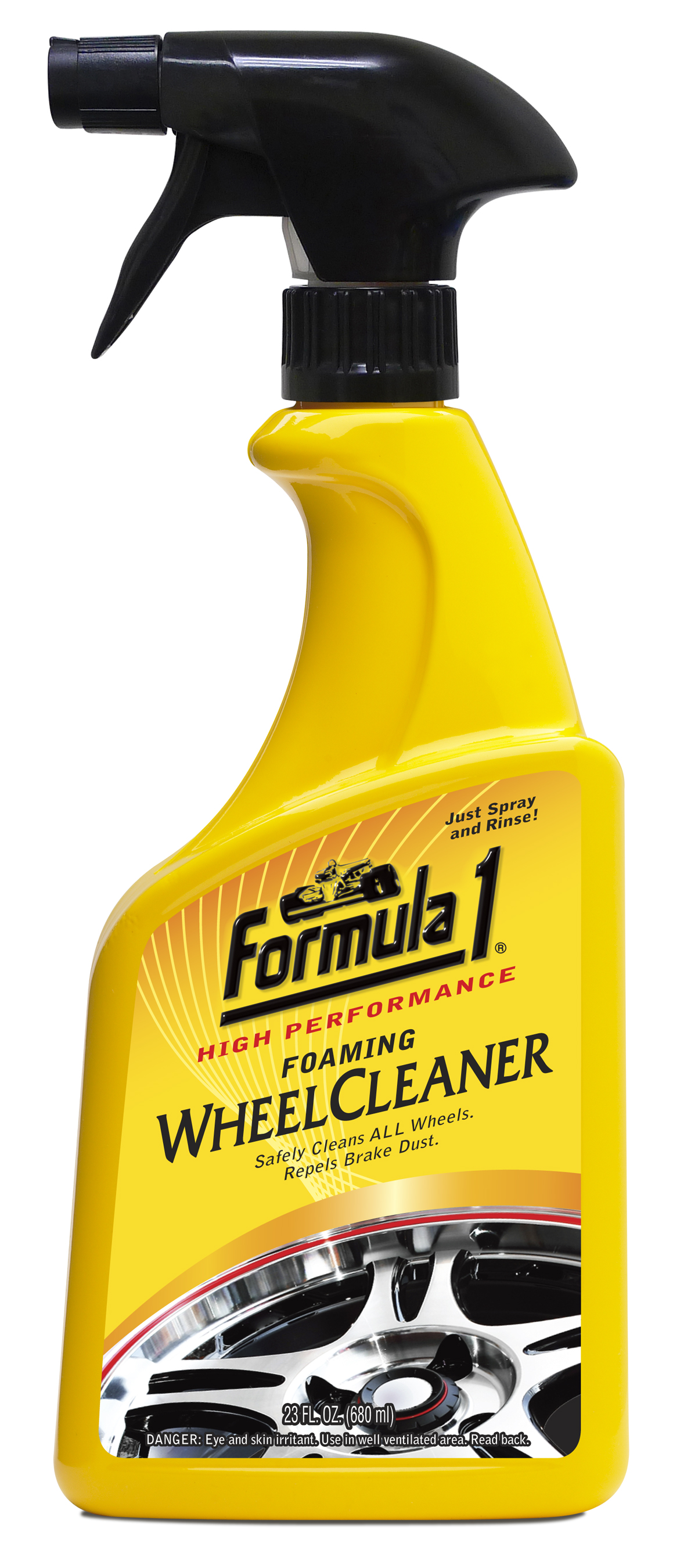 Wheel Cleaner Image