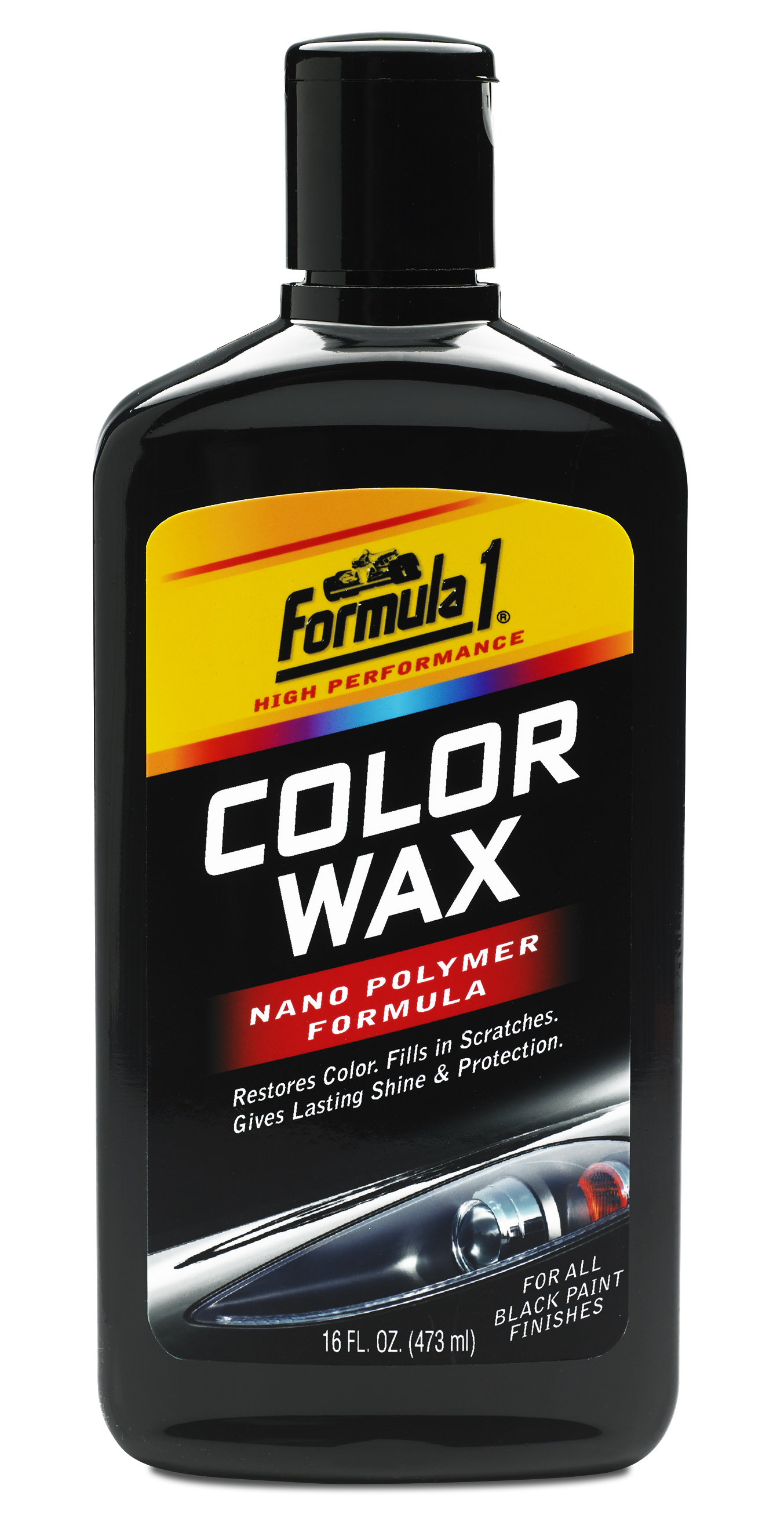 Color Wax Black Image