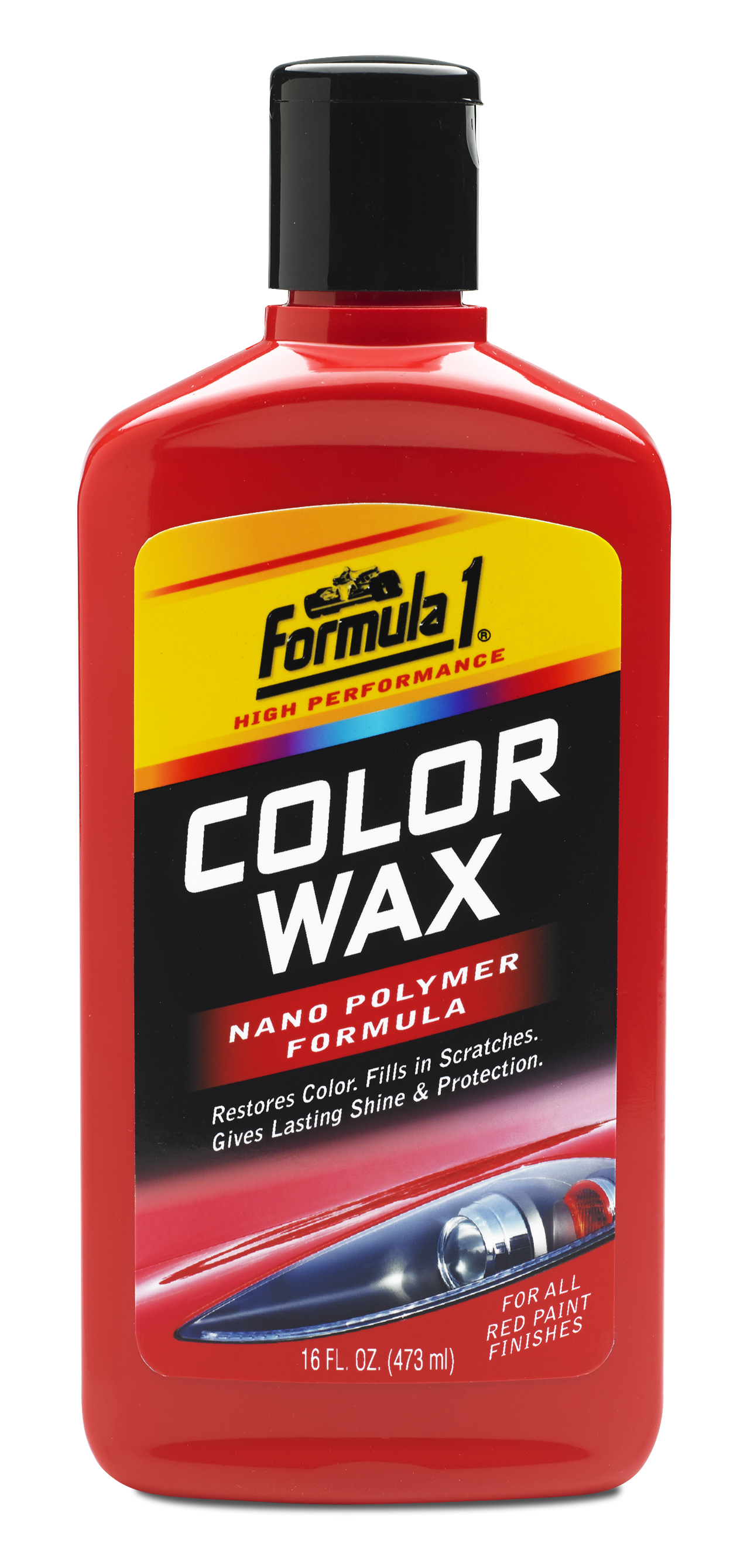 Color Wax Red Image