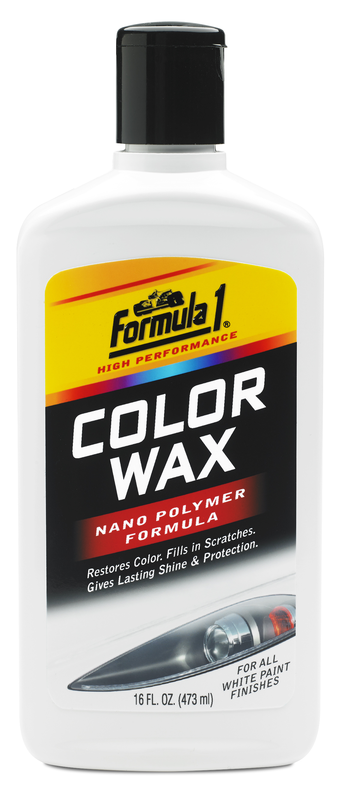 Color Wax White Image