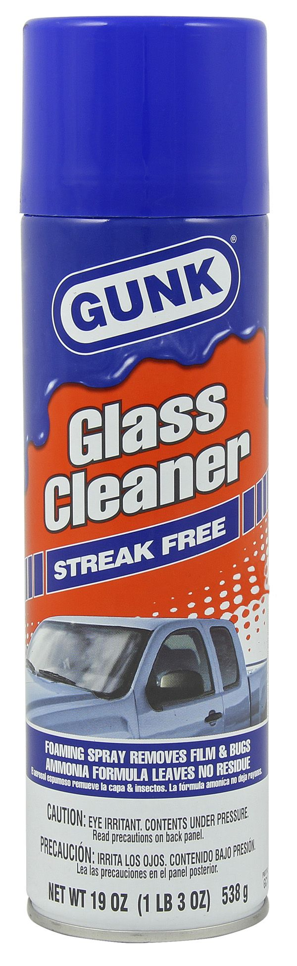 Glass Cleaner Streak Free Image