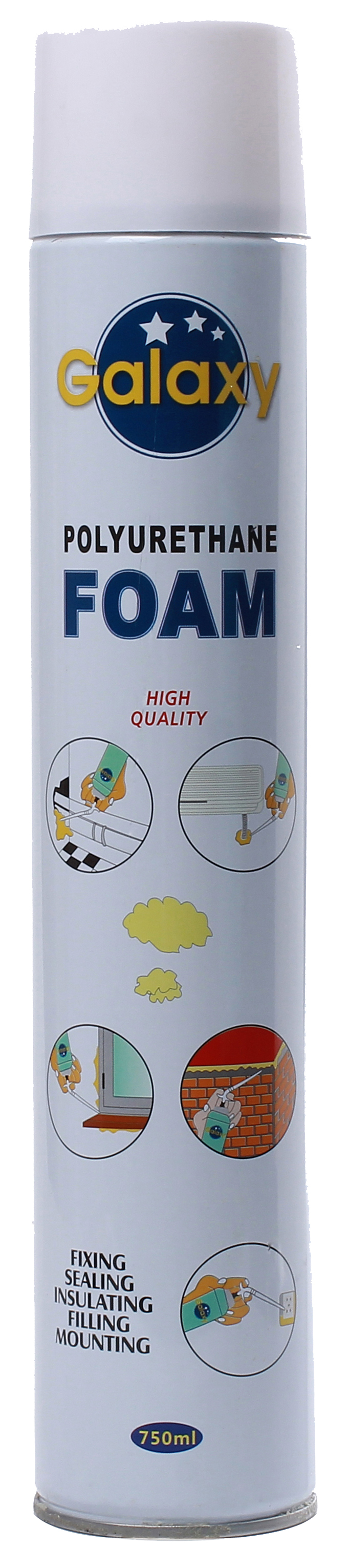 Polyurethene Foam 750Ml Image