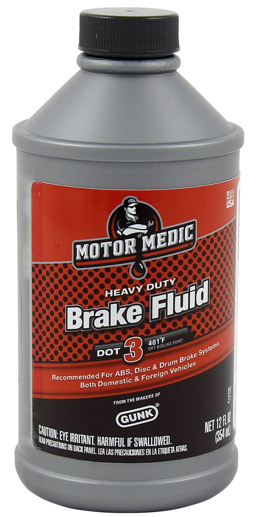 Brake Fluid DOT 3 Image
