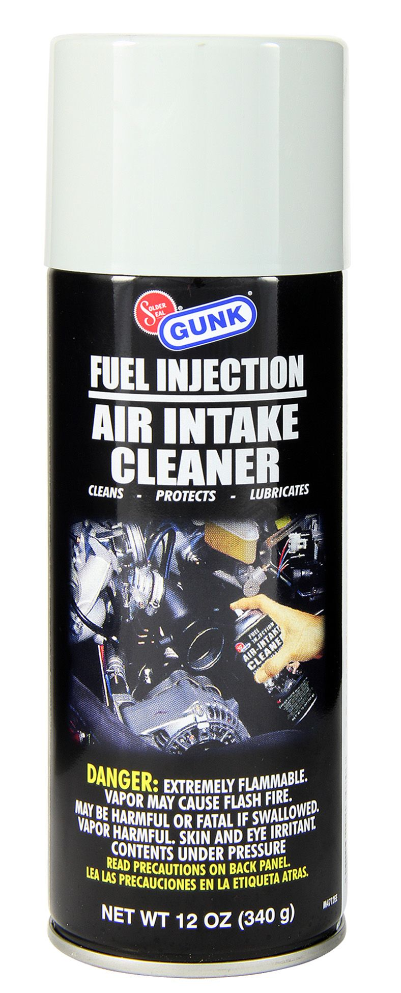 Fuel Injection Air Intake Cleaner Image