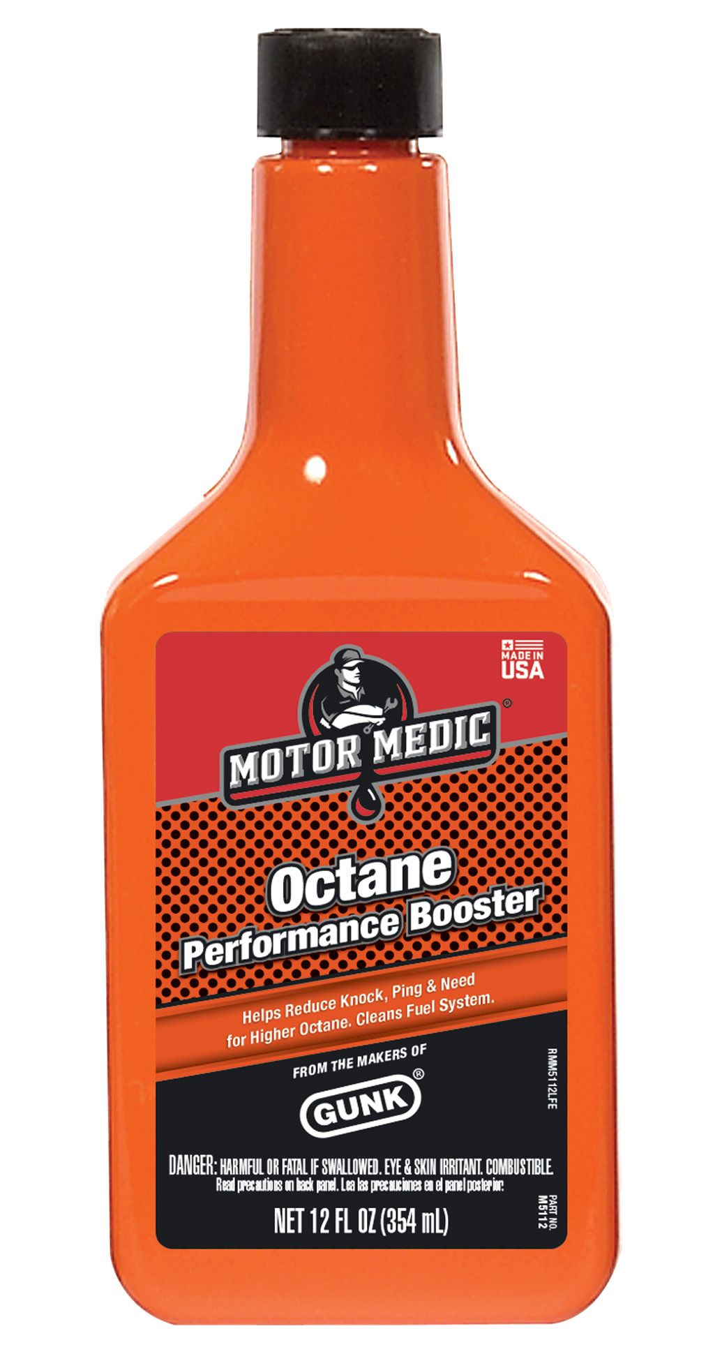 Octane Performance Booster Image
