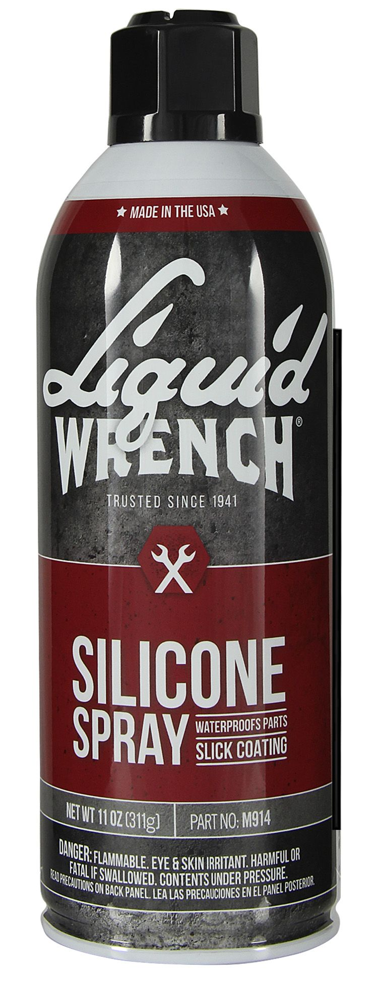 Liquid Wrench Silicone Spray Image