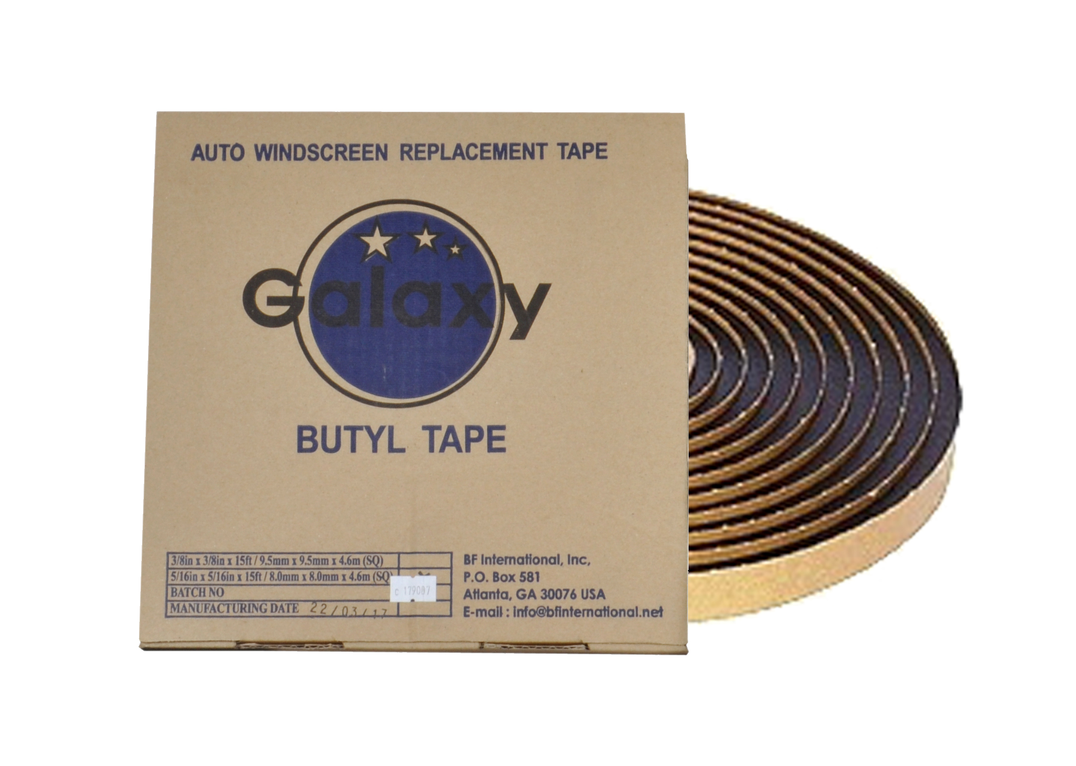 Butyl Tape / Windscreen Tape Image