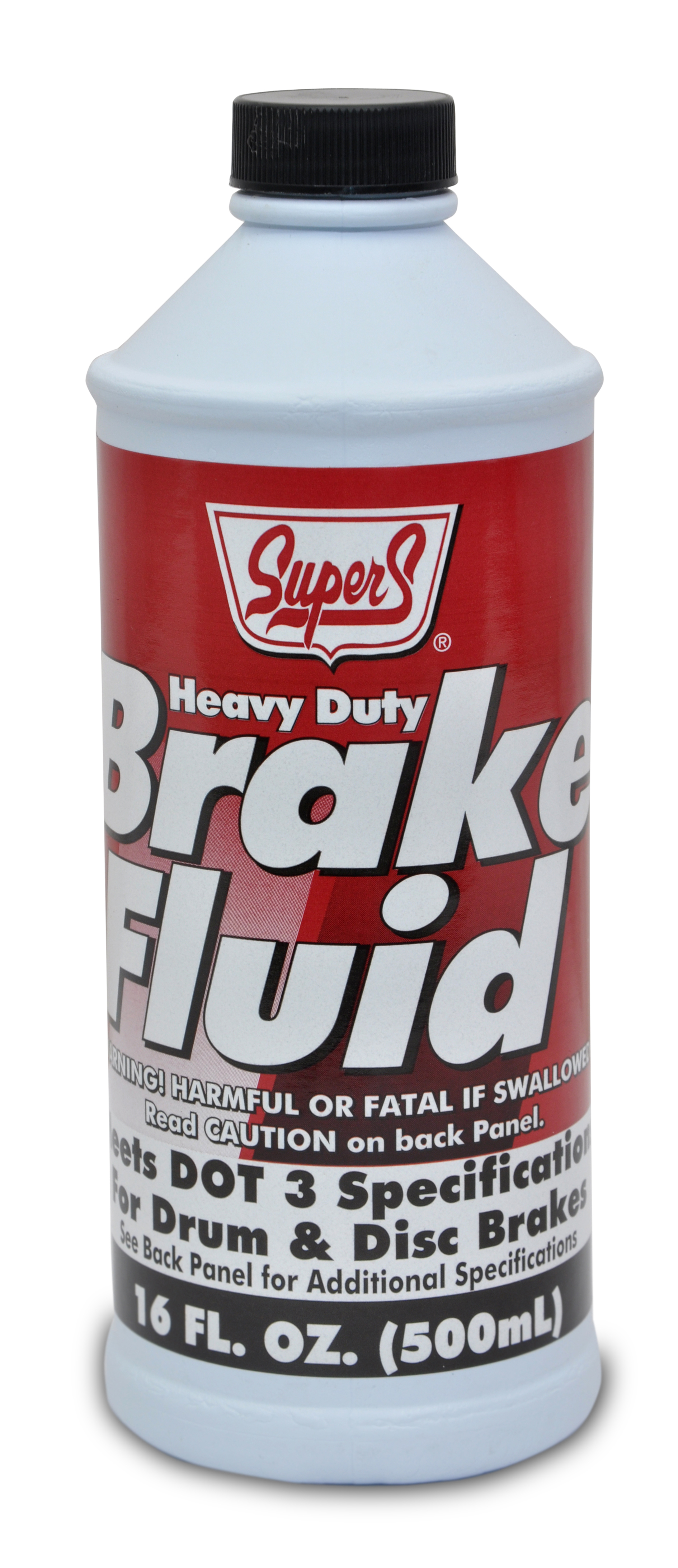DOT 3 HD BRAKE FLUID Image