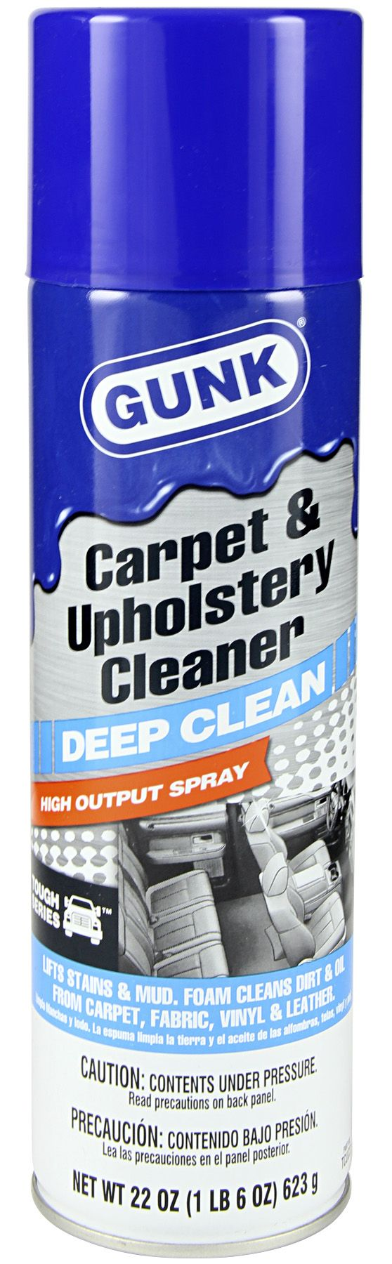 Carpet & Upholstery Cleaner - Foamy Image